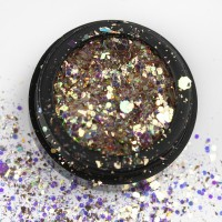 BB Sequin Champagne